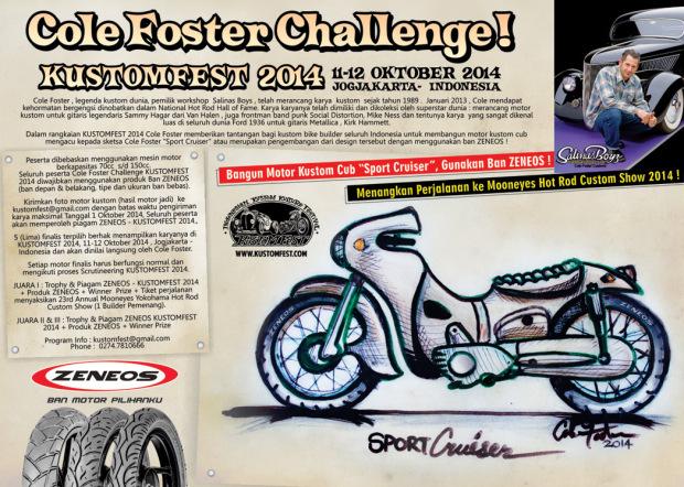 Cole-Foster-Challenge-KUSTOMFEST-2014-ZENEOS
