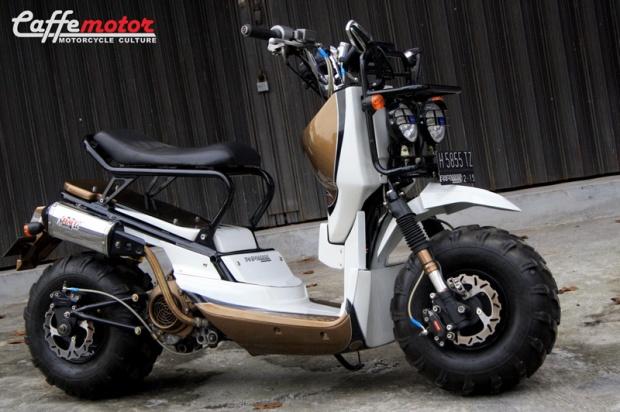 Honda Scoopy 2011 caffe motor indonesia (1)