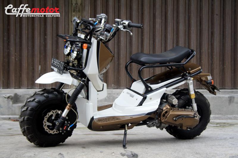 Honda Scoopy 2011 caffe motor indonesia (2)
