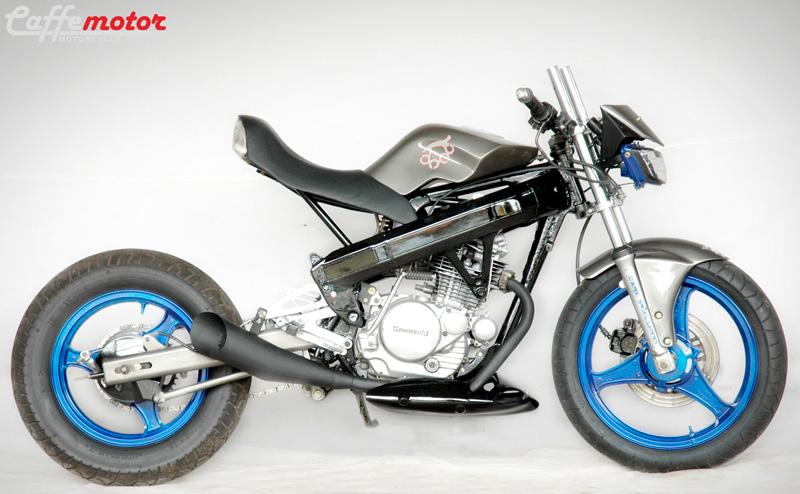 kawasaki binter merzy kz 200 1980 purwokerto motor modifikasi banyumas caffe motor x-k bike design (3)