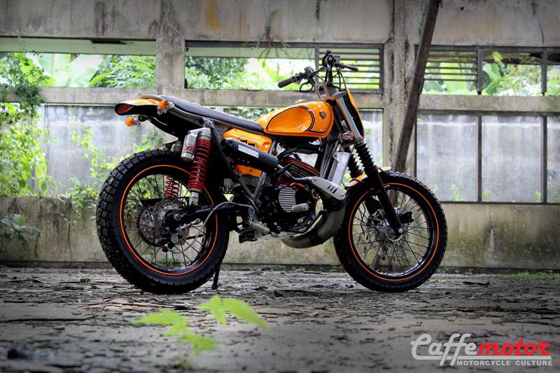 YAMAHA RX KING MADWHELL-CAFFE MOTOR - INDONESIA (5)