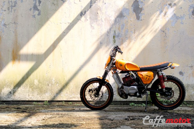 YAMAHA RX KING MADWHELL-CAFFE MOTOR - INDONESIA (6)